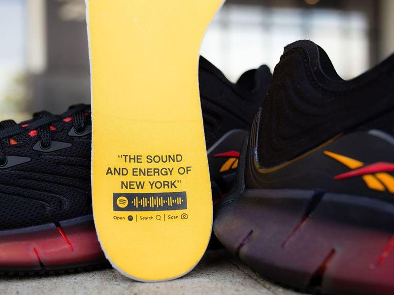 Reebok Undersounds NewYork