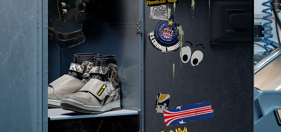 REEBOK UNEARTHS FINAL ALIEN DAY COLLABORATION WITH U.S.C.M B