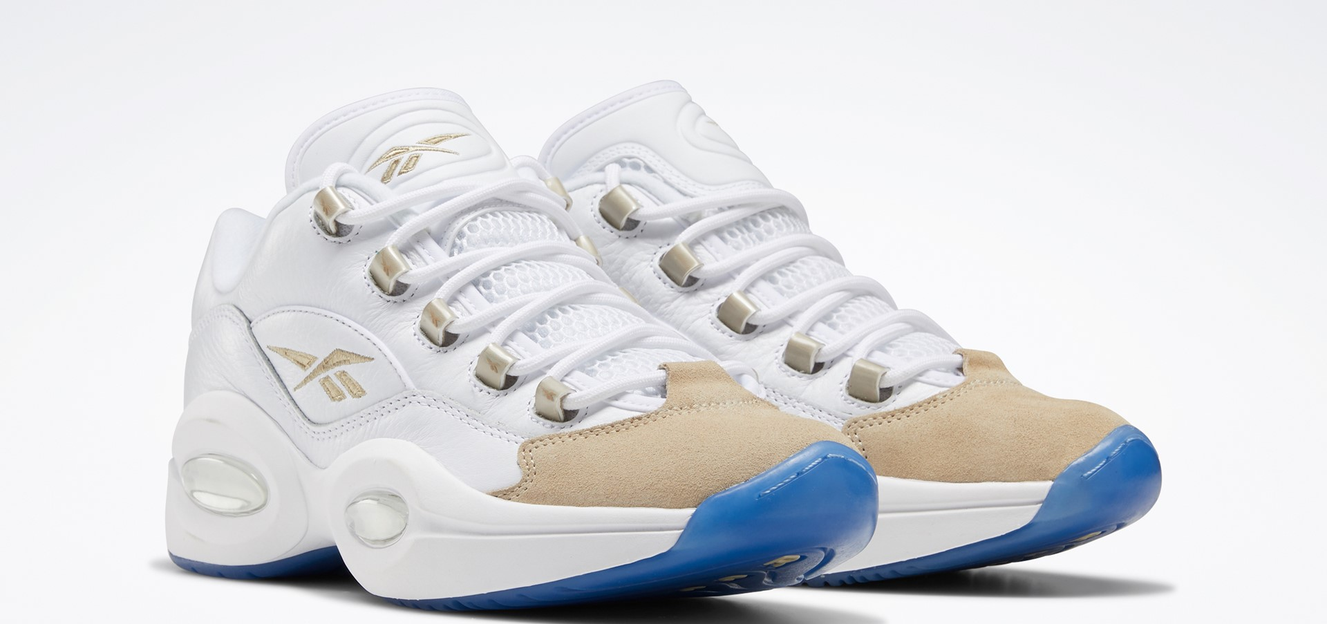 "Reebok Reissues Question Low ""Oatmeal"" First Time Since 1999"