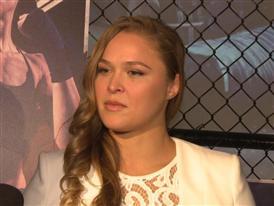 Ronda Rousey- UFC Champion