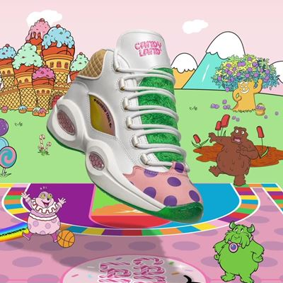 Reebok x Candyland Educate Basketball Question Mid