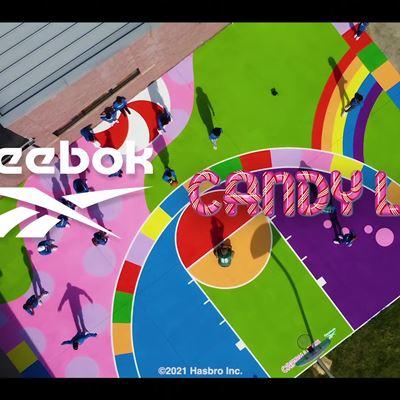 Reebok Candy Land