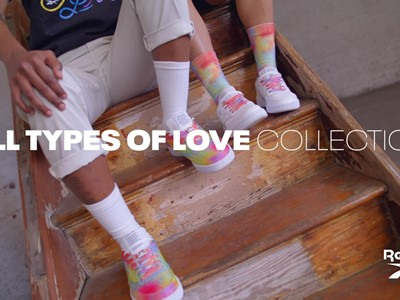"Reebok ""All Types of Love"" Collection Product Video"