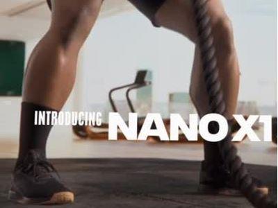Reebok Nano X1 Official Shoe of Fitness