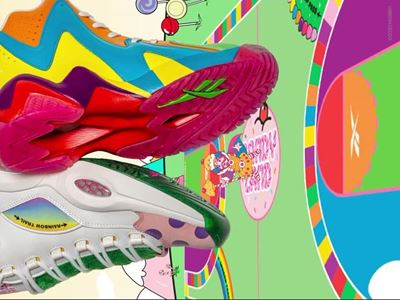 Reebok x Candyland Tease Basketball Adult Basketball Pack