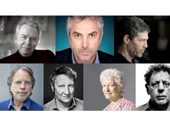 Seven artistic masters take on mentoring role in the Rolex Arts Initiative
