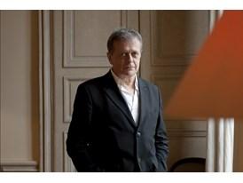 Patrice Chéreau in Paris.