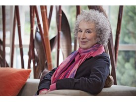 Margaret Atwood, mentor.