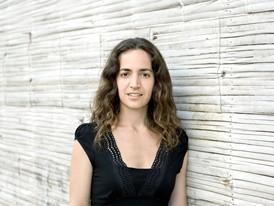 Laureate Kerstin Forsberg in Zorritos, Peru.
