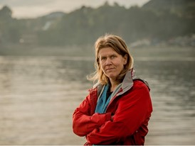 Vreni Häussermann, marine biologist and 2016 Laureate.