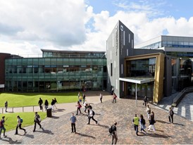 The University of Sheffield, United Kingdom, where Young Laureate Joseph Cook is a research scientist.