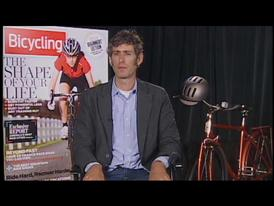 Peter Flax, Editor-in-Chief, Bicycling Magazine