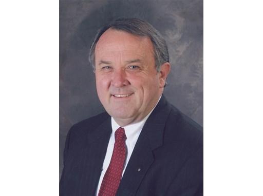 Ron Burton, new president-elect of Rotary International