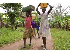 Siblings Douglas and Rosette Namusisi Follow their Sisters Agnes Nandagire and Harriet Nassimba Home