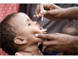 Kenya polio drops