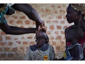Polio NID Uganda