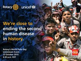 World Polio Day Livestream Event