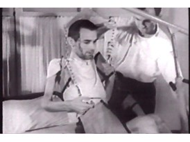 Historical Footage: Polio Patients and Doctors in Hospitals