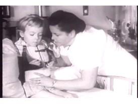 Historical Footage: Children with Polio