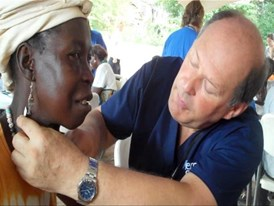Rotary and Mercy Ships Partner to Deliver Vital Medical Care to West Africa (Part 2)