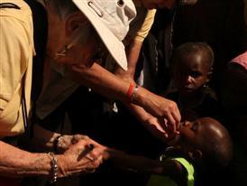Nigeria Polio Immunizations – Part 1