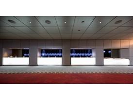 Samsung Hospitality TVs provide guest entertainment throughout the SLS Las Vegas' premium restaurants, bars and nightli