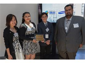 5th Annual Samsung Solve for Tomorrow Contest 3