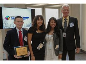 5th Annual Samsung Solve for Tomorrow Contest 8