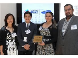 5th Annual Samsung Solve for Tomorrow Contest 10