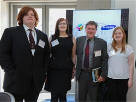 5th Annual Samsung Solve for Tomorrow Contest 11
