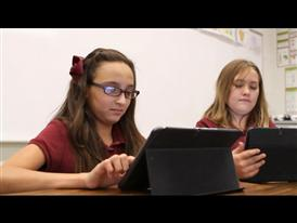 Samsung School Helps Rural District Put Technology and Success in Students' Hands