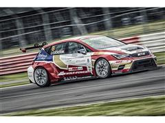 Silverstone Race 2: Jonathan Cocker takes maiden win in SEAT Leon Eurocup