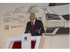 SEAT to Spend 3.3 Billion Euros between 2015 and 2019 on Equipment, Facilities and R&D