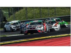 The SEAT Leon Eurocup returns to action
