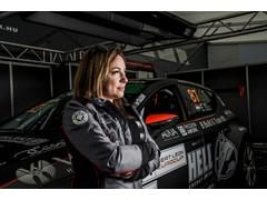 """On the track I'm neither a man nor a woman. I'm a race car driver"""