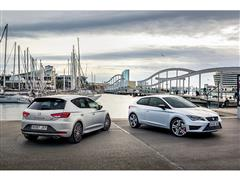 SEAT LEON CUPRA 290 – Perfect in Sport, Comfort and Style