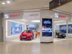 The First Ever SEAT Store Opens in London