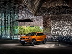 Another five stars for the SEAT Ateca in the Latin American NCAP tests