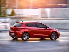 The new SEAT Ibiza receives the Red Dot Award: Product Design 2017