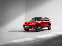 The SEAT Ateca FR; just what you've been waiting for