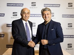 SEAT and Champion Motors create XPLORA, a partnership on technological innovation in Israel