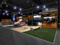 The 'guardian angel' SEAT Leon and the first app by Metropolis:Lab Barcelona, premieres at the Smart City Expo