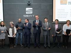 SEAT Inventors Awards to Patents and Innovations Developed by Employees