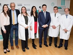 SEAT, IrsiCaixa, Hospital Clínic, Harvard University and ITAE present their first joint scientific study