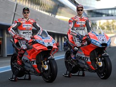 CUPRA, new sponsor of Ducati at the MotoGP World Championship