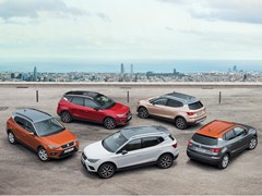 SEAT closes the best month of May in its history