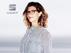 Francesca Sangalli joins the SEAT Design team