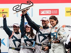 The CUPRA Team wins the 24 Hours of Barcelona in the TCR class