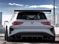 CUPRA e-Racer wins 2018 Automotive Brand Contest
