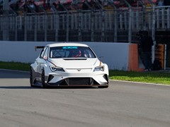 CUPRA creates a new path in the TCR series